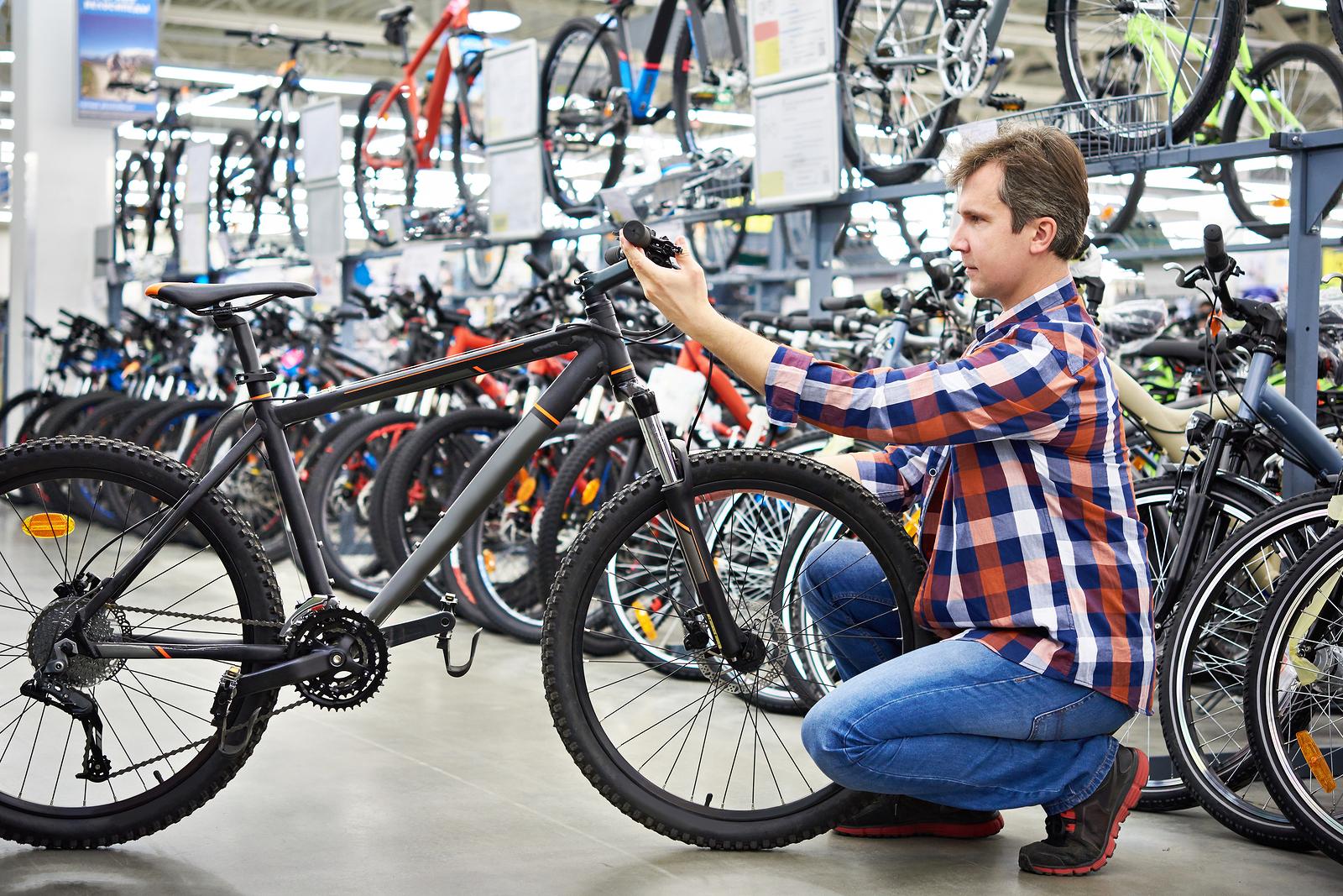 alegerea bicicletei potrivite